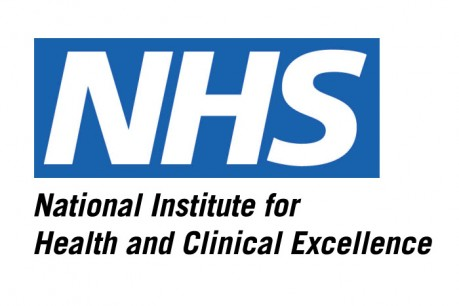 NICE - national institute for health and clinical excellence logo